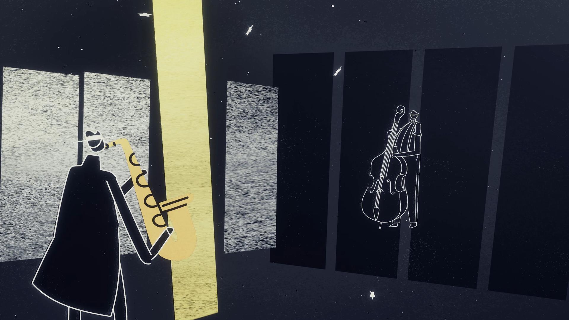 Genesis Noir Saxophone