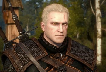 Stand up to Cancer with Geralt of Rivia