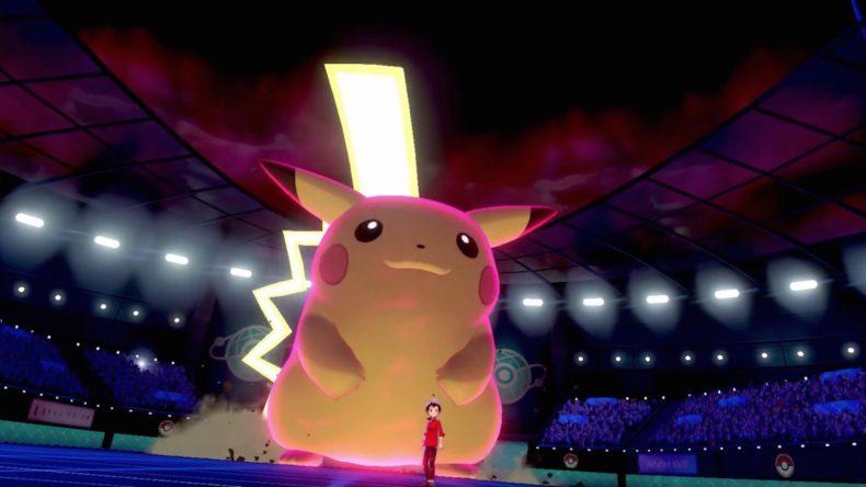 Gigantamax Pokemon Sword Shield