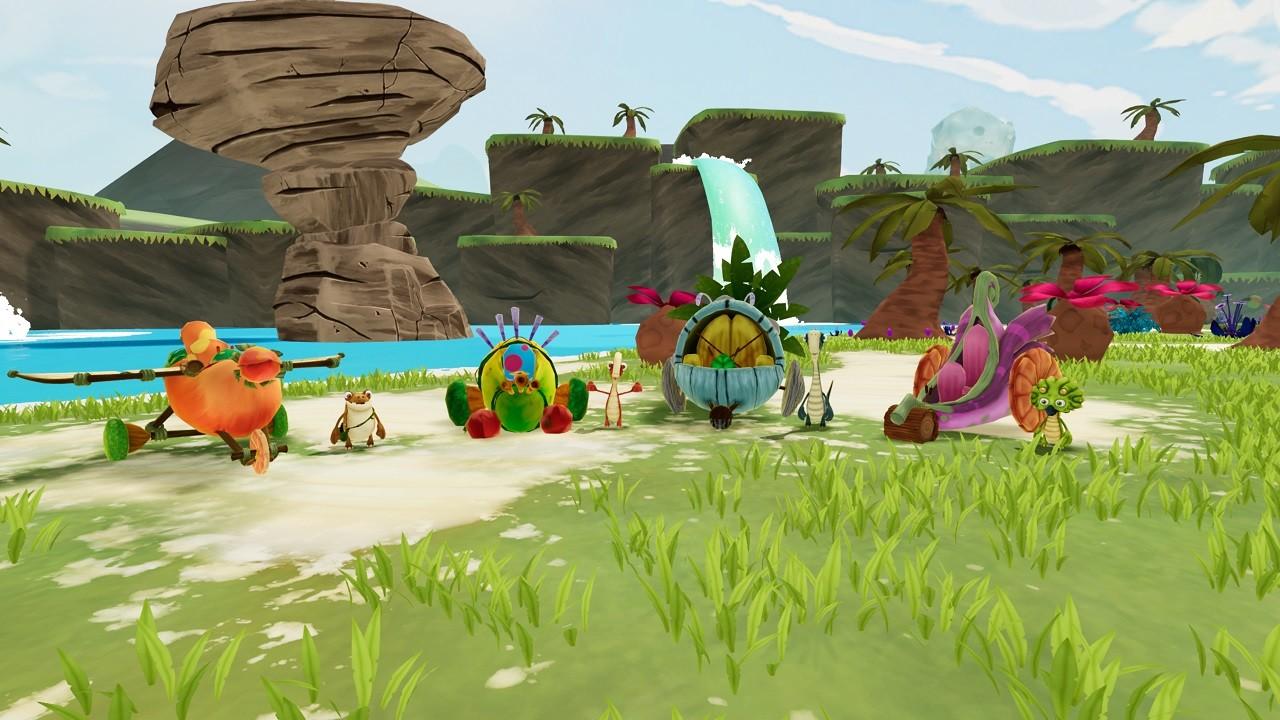 Gigantosaurus the game screenshot 002