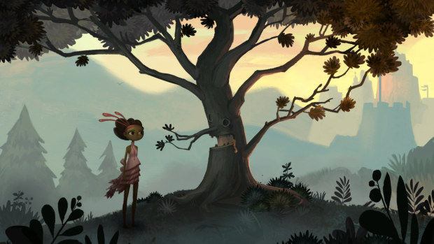 Broken Age review - Girl