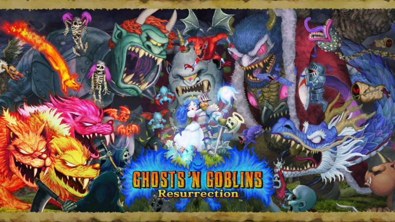 Ghosts n' Goblins Resurrection preview