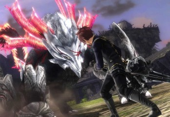 GOD EATER Resurrection Preview
