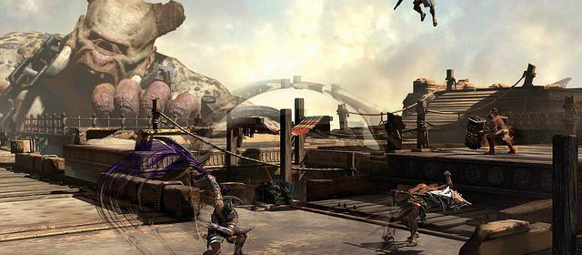 Let's Play: God of War: Ascension Beta