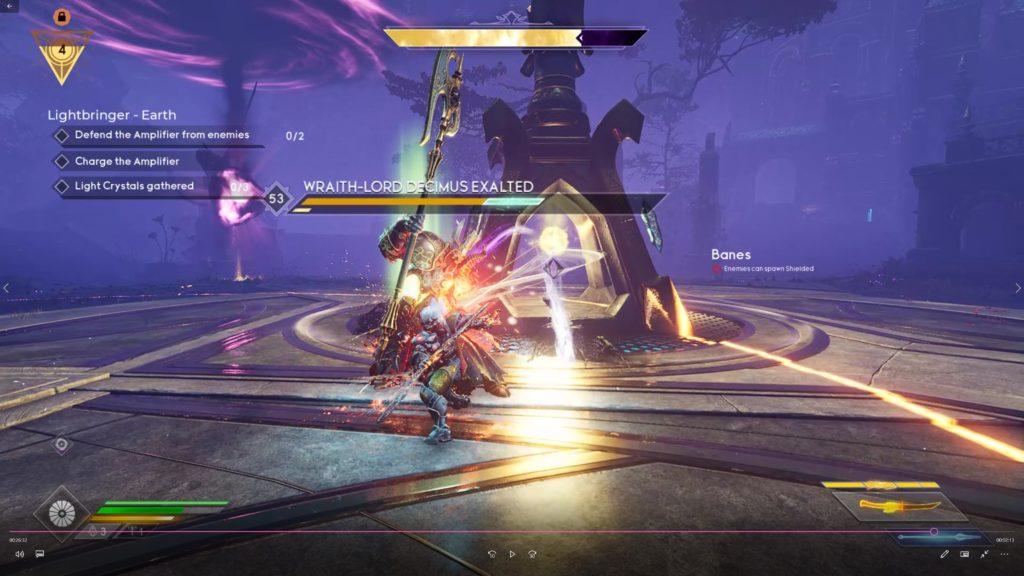 Godfall Fire & Darkness DLC