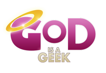 GodisaGeek Logo