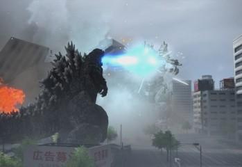 Godzilla Preview