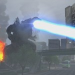 Godzilla Will Be Smashing On to Playstation 3 & 4 in July