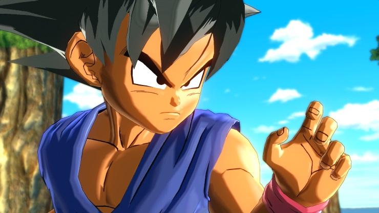 Goku PS4 Xenoverse