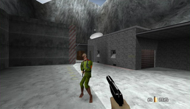 GoldenEye - Screenshot 01