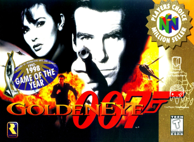 GoldenEye - Screenshot 02