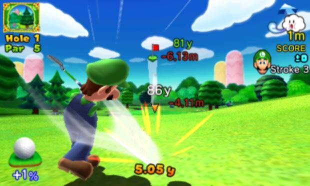 Golf Luigi