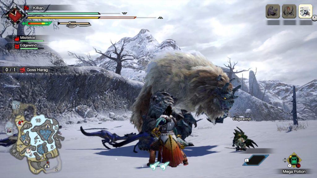 Monster Hunter Rise | How to beat Goss Harag