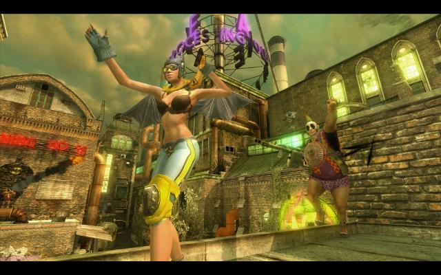 Gotham City Impostors - Running