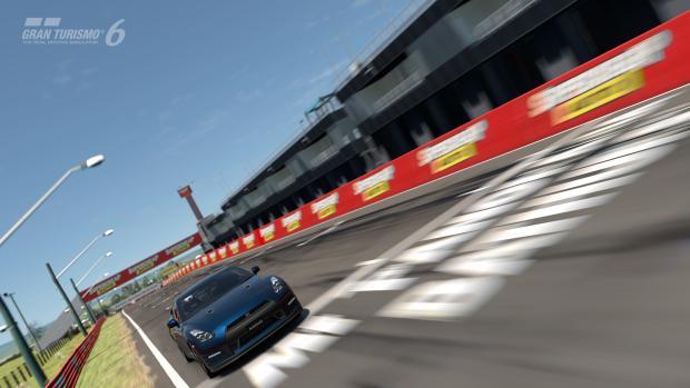 Gran Turismo 6 Nissan