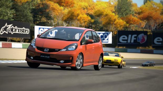 Gran Turismo 6 Racing