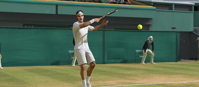 First Look: Grand Slam Tennis 2