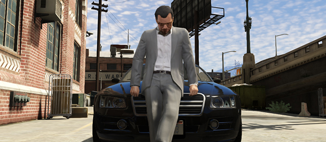 Grand Theft Auto V Achievements Appear Online