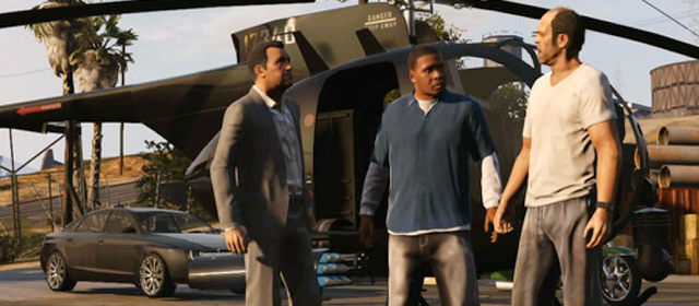 Grand Theft Auto V Soundtrack Info Leaked