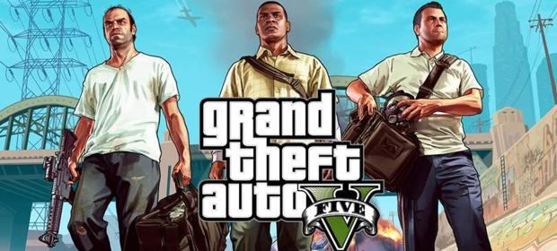 Grand Theft Auto V Featured