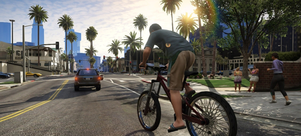 Grand Theft Auto V is Fastest-Selling Game in the Series' History