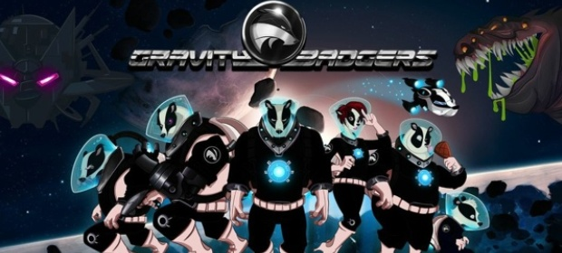 Gravity Badgers Review