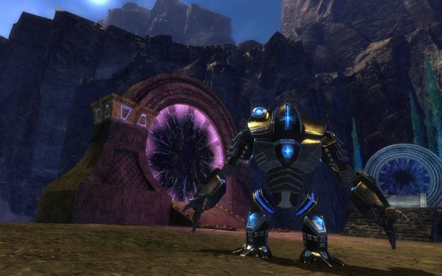Guild Wars 2 - Asura Gateway Golem