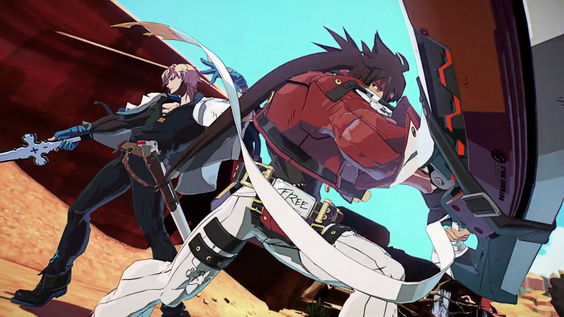 Guilty Gear -Strive- preview