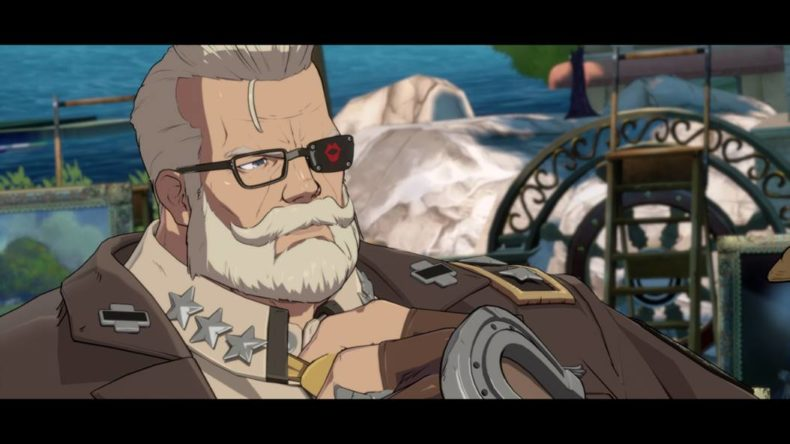 Guilty Gear Strive character