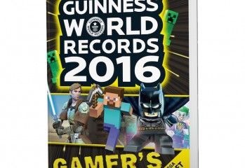 Guinness world records gamers 2016
