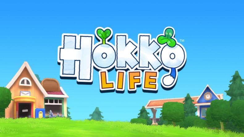 Hokko Life title image
