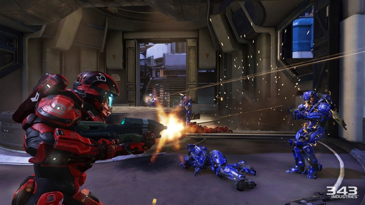 Halo 5 Multiplayer