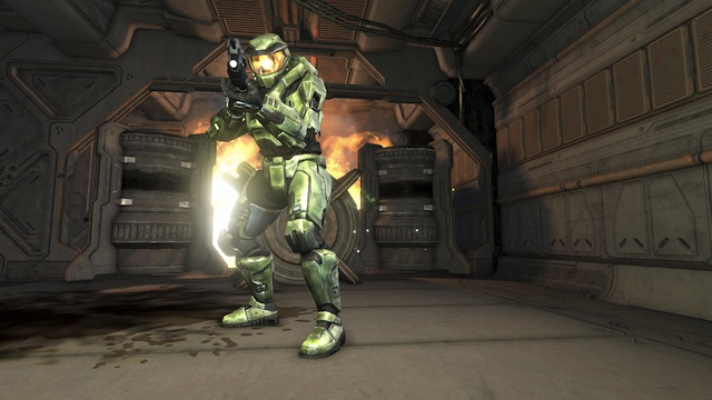 Halo Combat Evolved - Master Chief