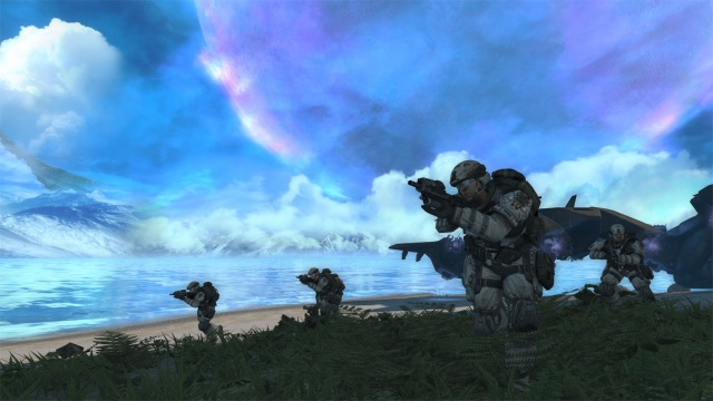 Halo Combat Evolved - Silent Cartographer