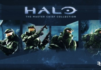 Halo The Master Chief Collection Four Chiefs