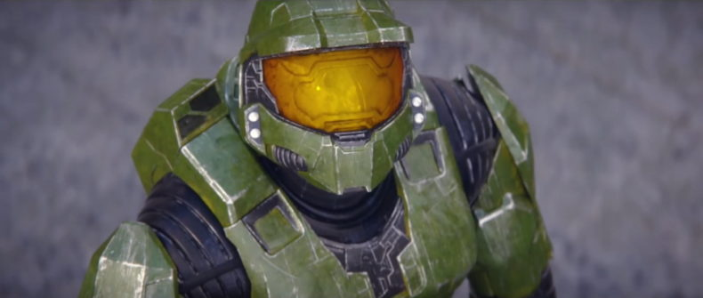 Master Chief Stand up to Cancer