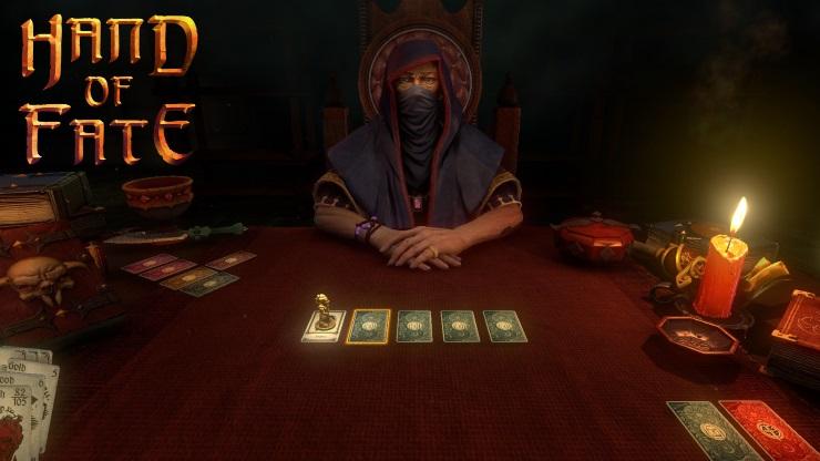 скачать через торрент игру Hand Of Fate через торрент - фото 2