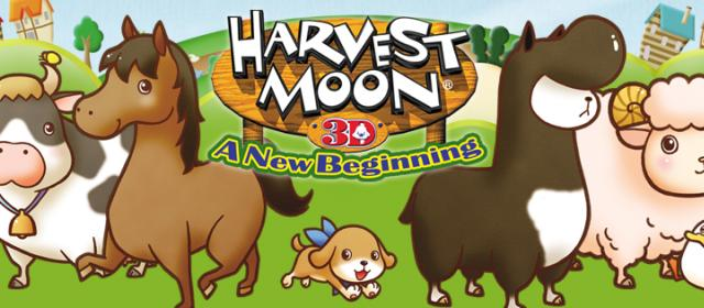 Harvest Moon 3D Featured