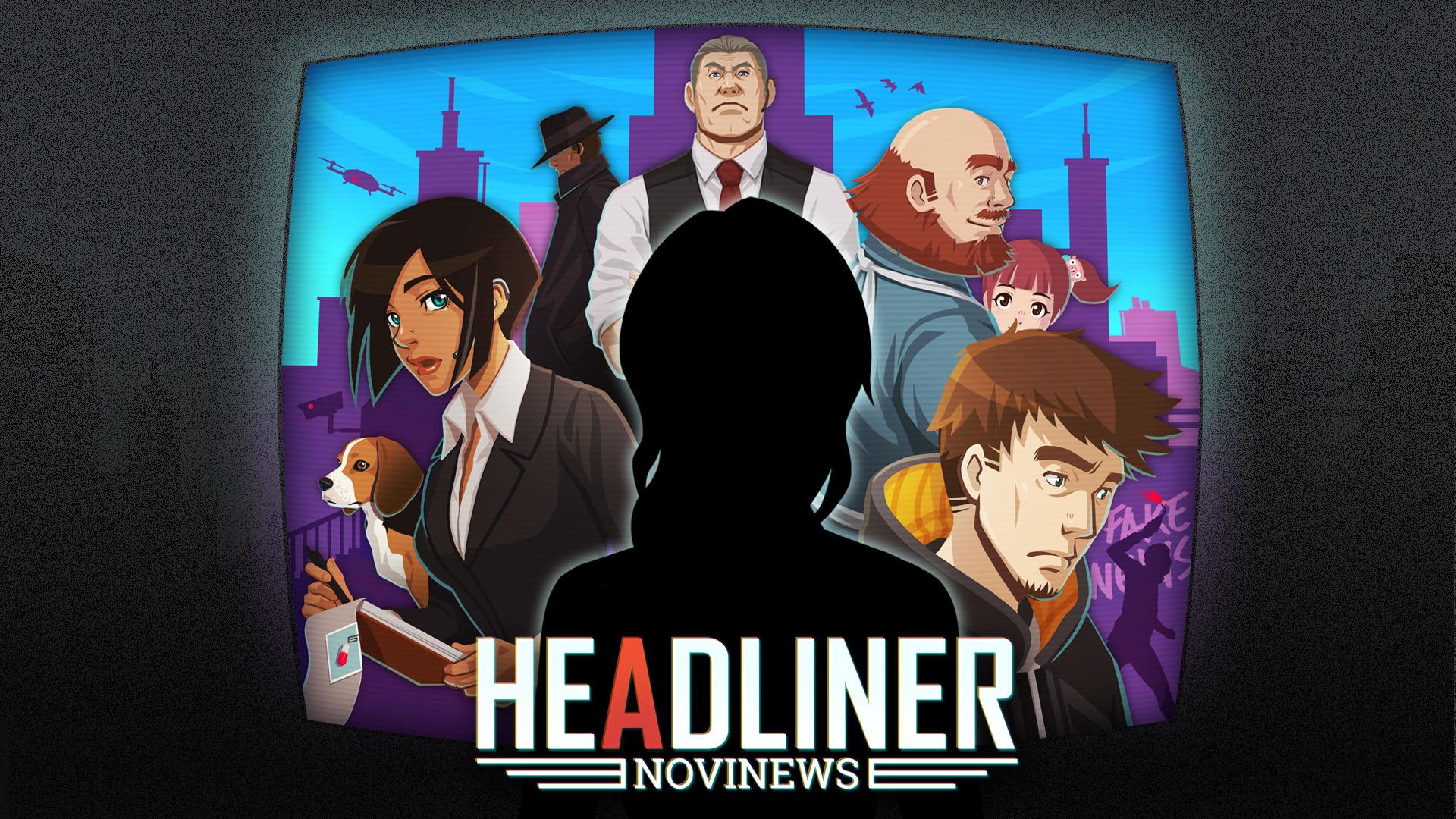 Headliner: NoviNews review