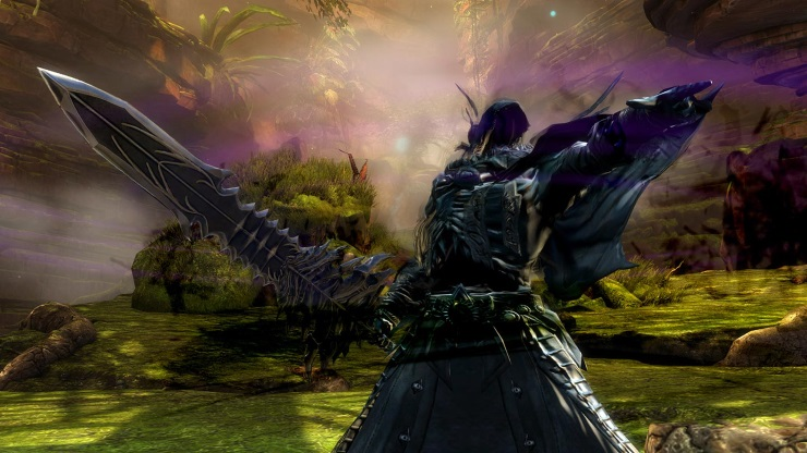 Heart of Thorns review screenshot 2