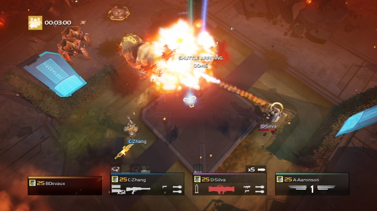 Helldivers PS4 review