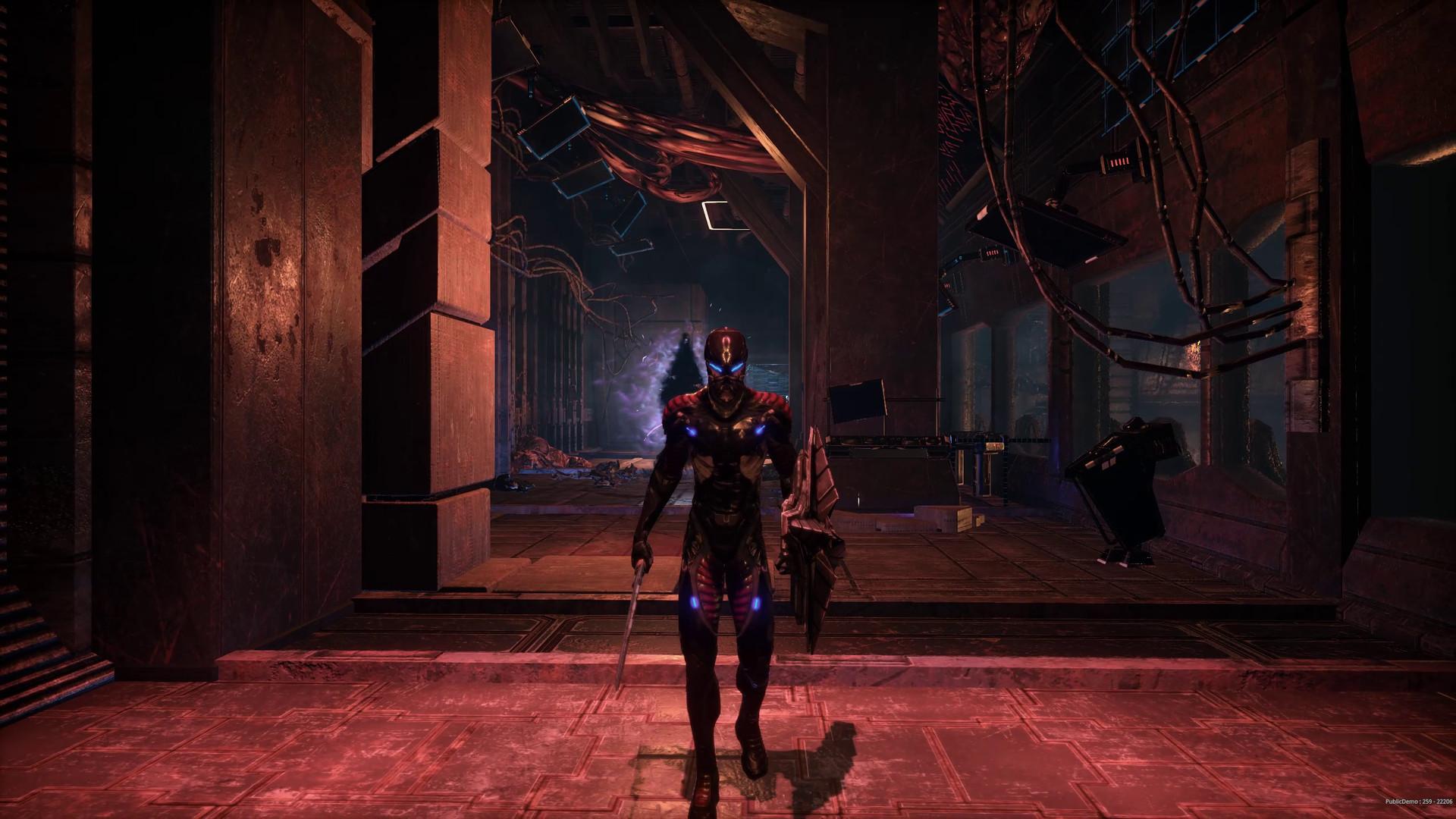 Hellpoint screenshot 001