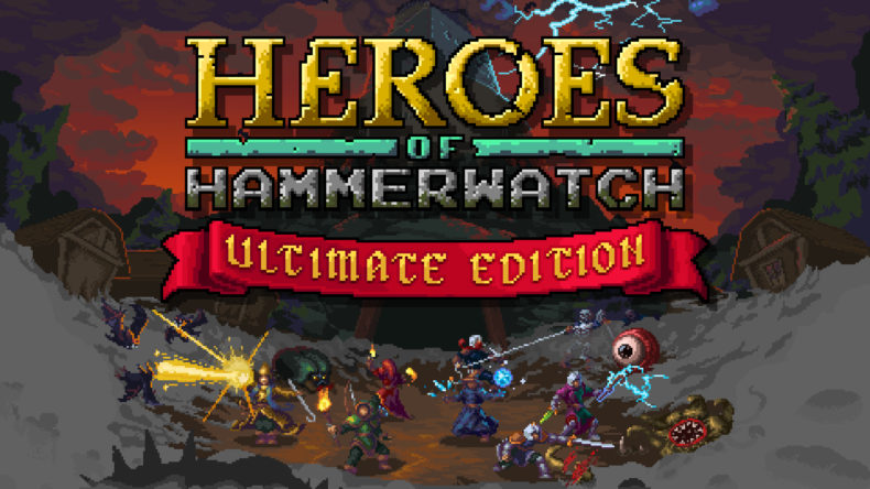 Heroes of Hammerwatch Ultimate Edition review