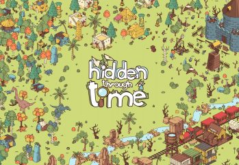 Hidden Through Time Cover
