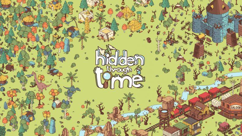 Hidden Through Time Cover