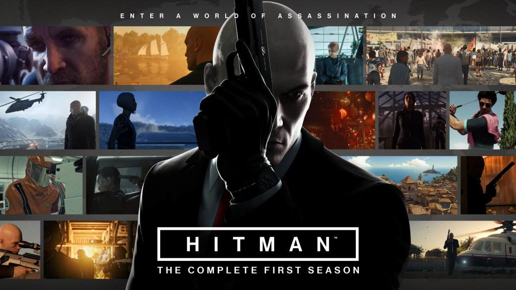 Hitman 101 Trailer Shows Off Assassinations Announces Complete On-Disc Edition