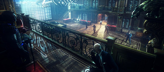 Eurogamer Expo 2012: Hitman: Absolution Interview with Designer Torben Ellert