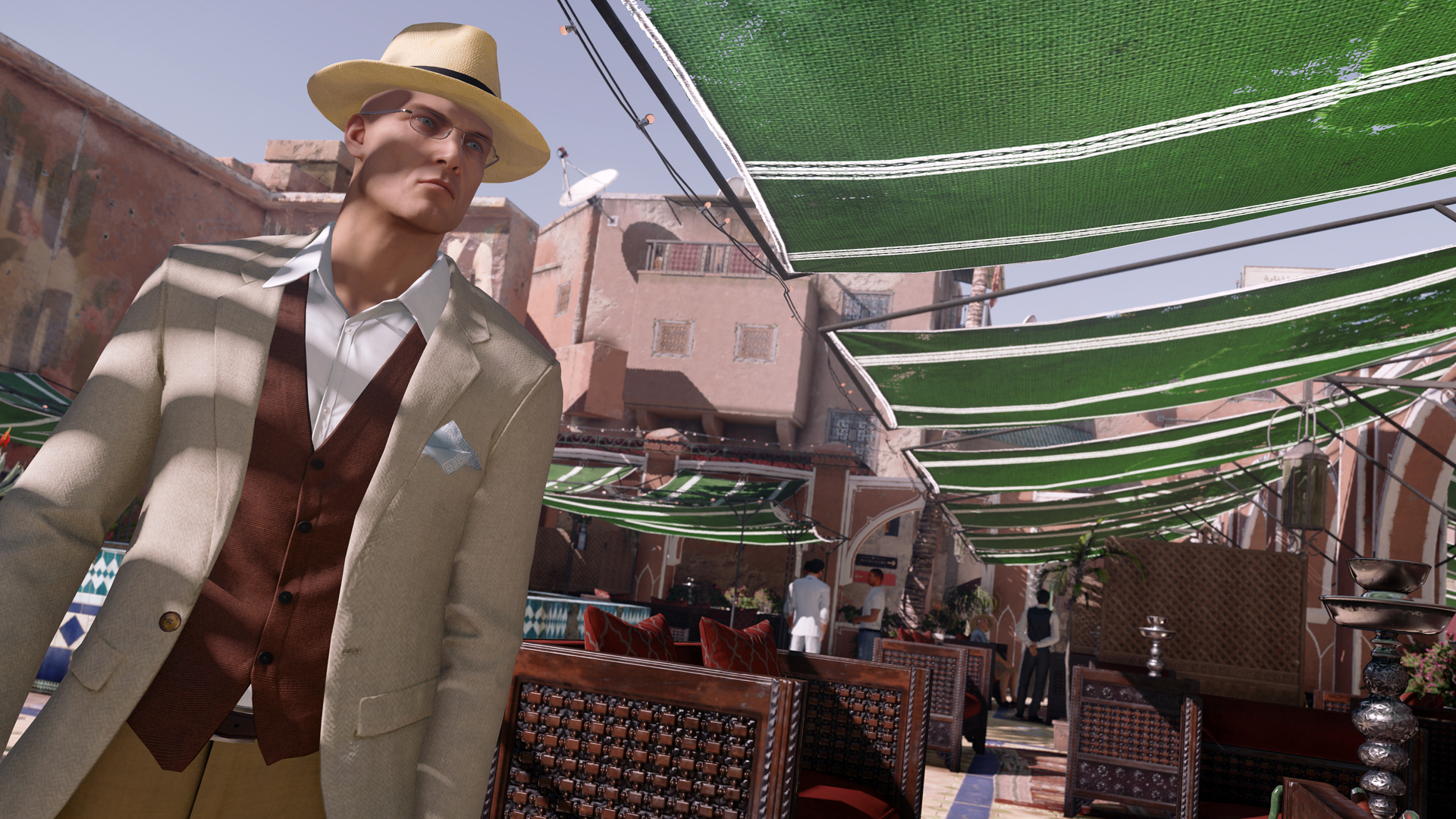 Hitman Episode Three: Marrakesh Review