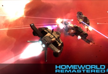 Homeworld Remastered preview