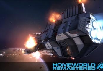 Homeworld Remasterer Interview